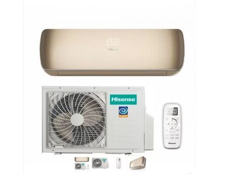 Кондиционер Hisense Premium SLIM Design Super DC Inverter - AS-13UR4SVPSC5(C)